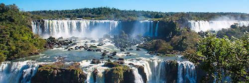 Iguaçu Falls in Brazil