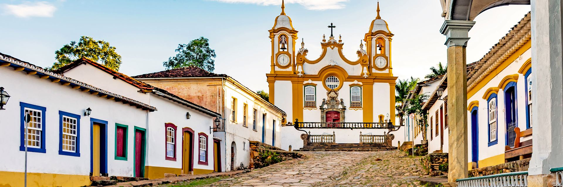 Church in Tiradentes
