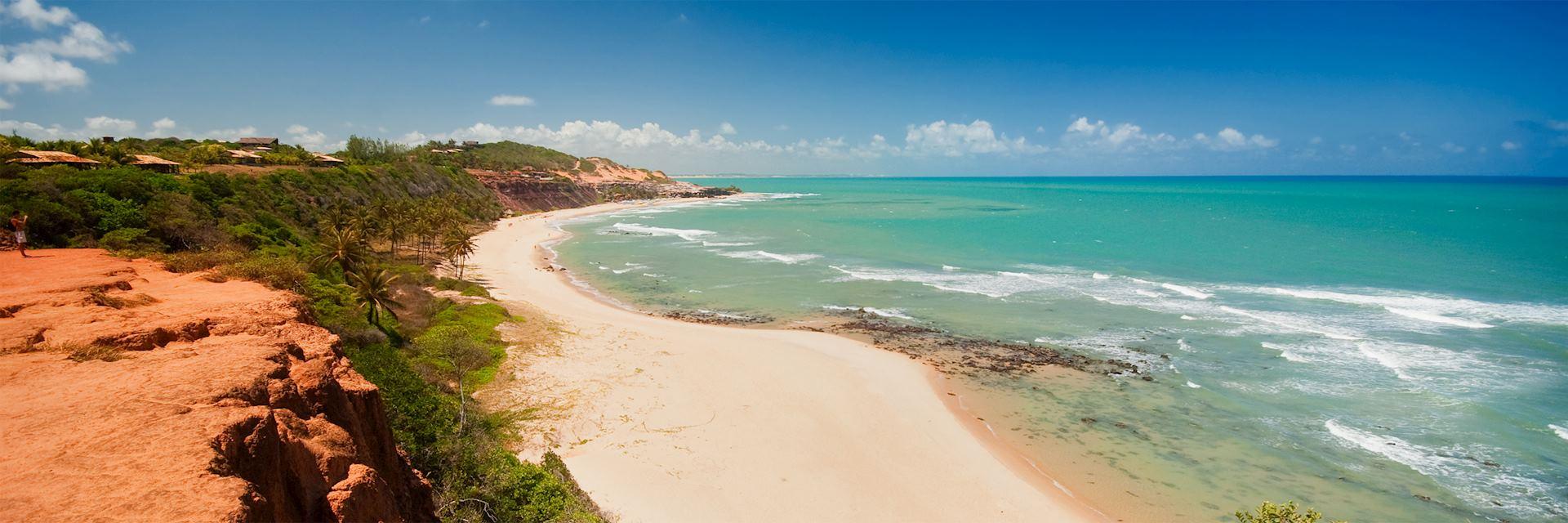 Praia do Amor beach, Pipa