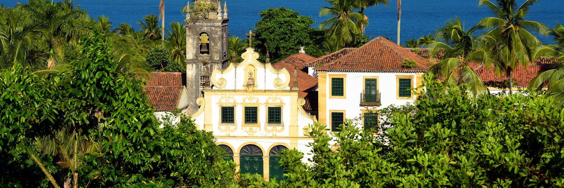 Visit the Northeast Coast, Brazil