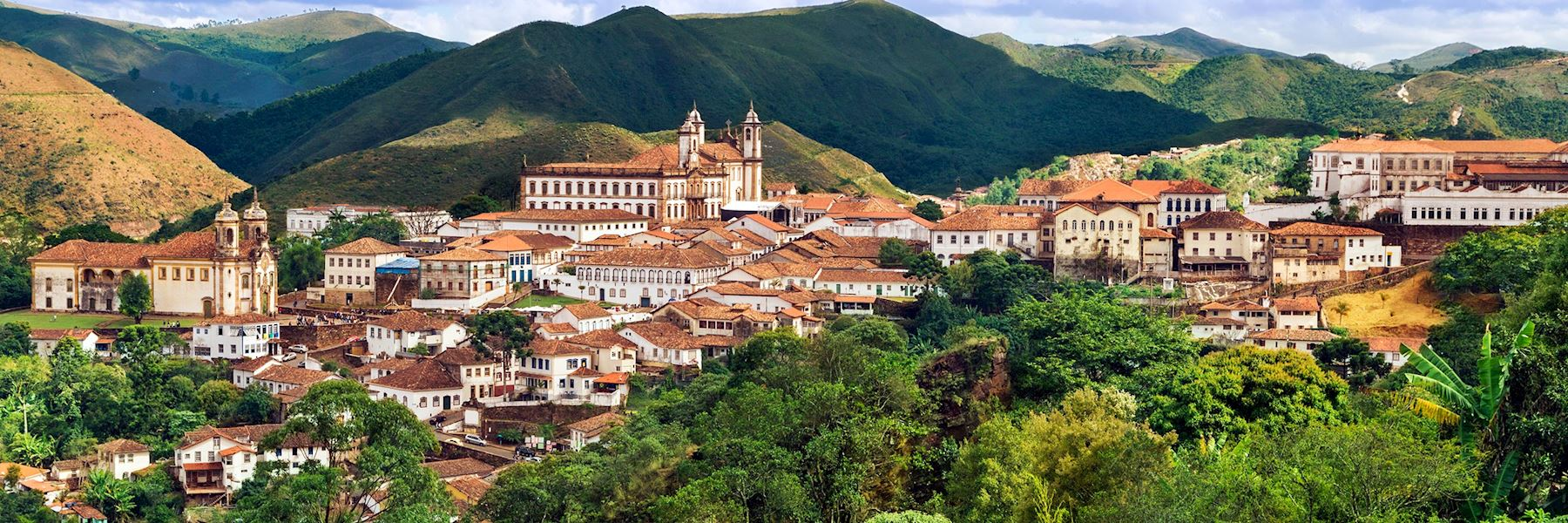 Visit Ouro Preto, Brazil