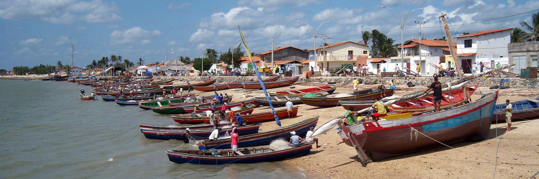 Visit Jericoacoara, Brazil