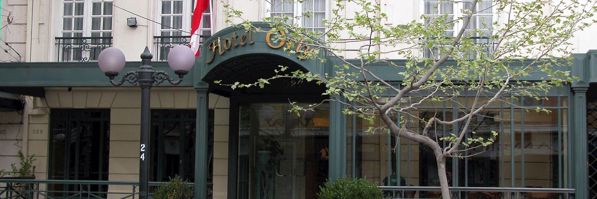 Hotel Orly, Santiago