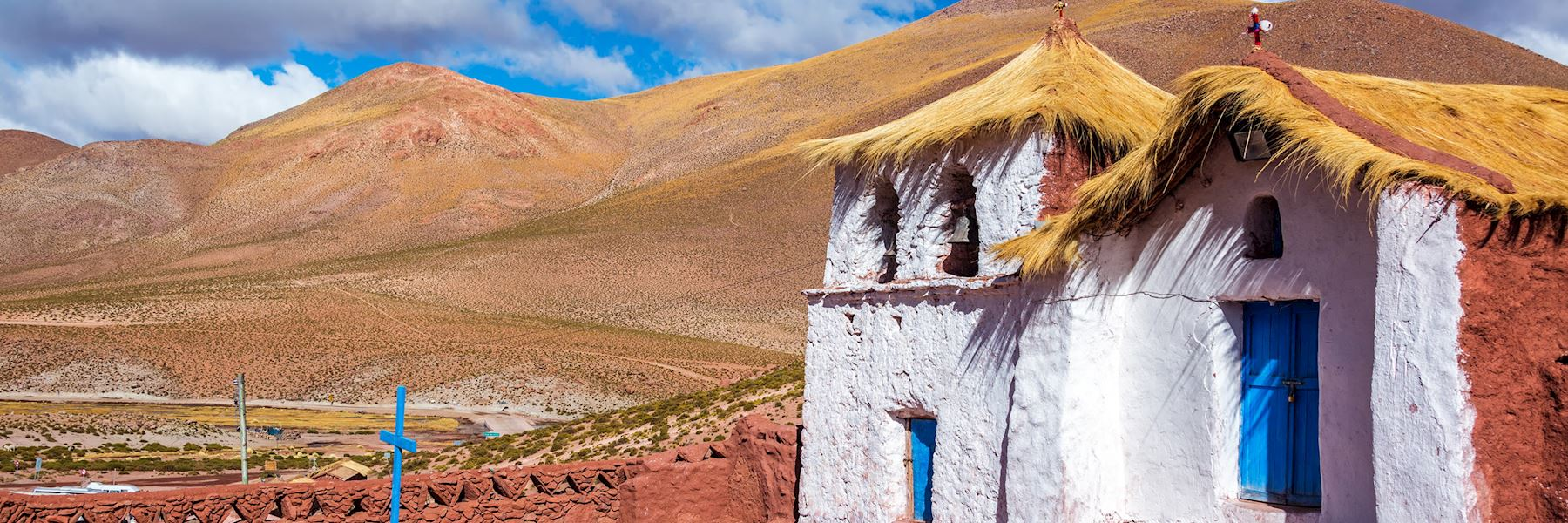 Visit San Pedro de Atacama, Chile