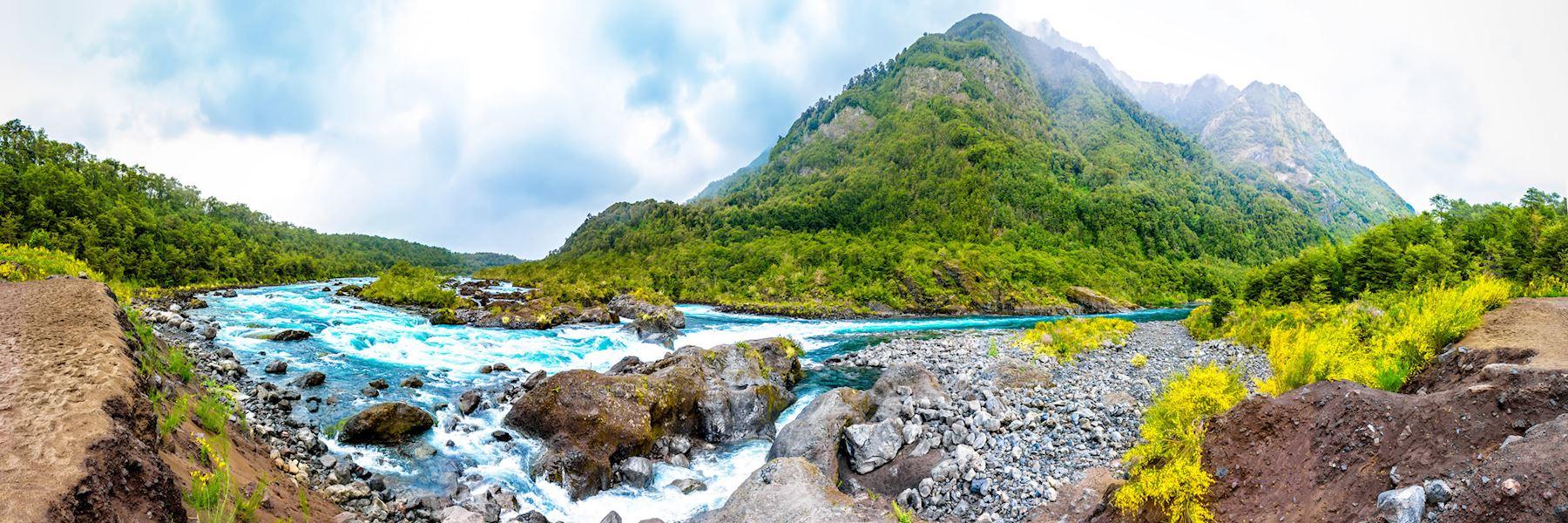 Visit the Southern Lake District, Chile