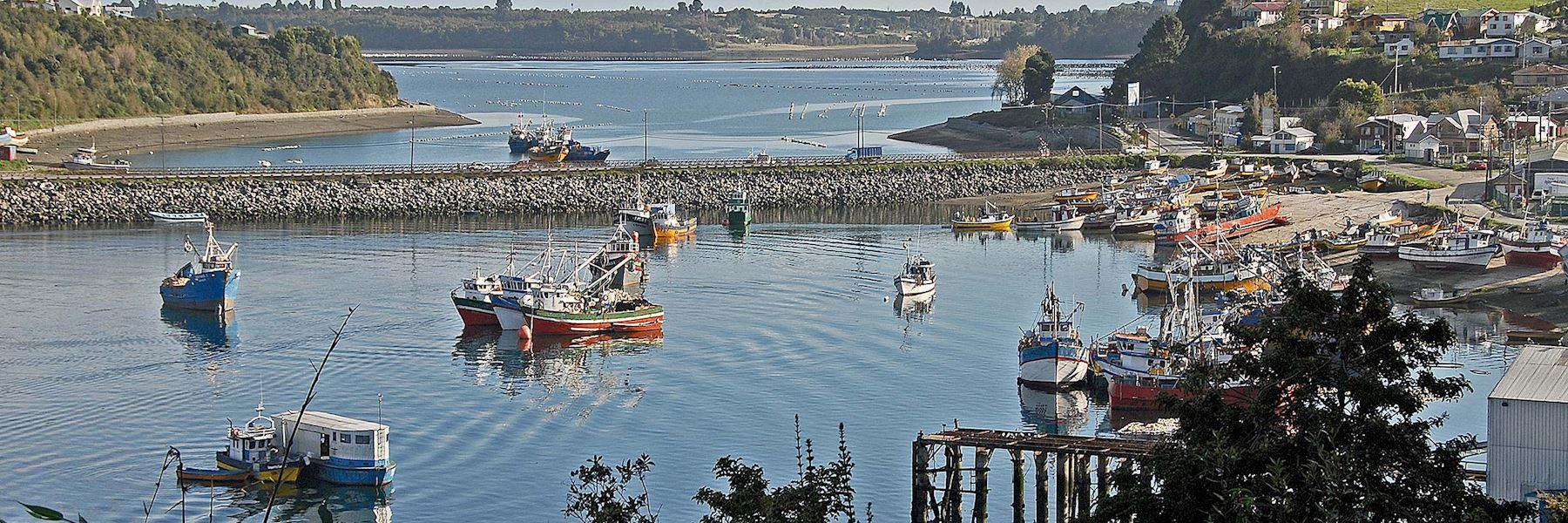 Visit Puerto Montt, Chile
