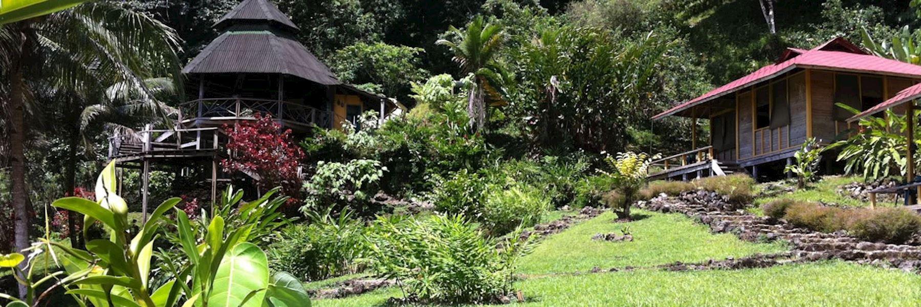 El Cantil Eco Lodge