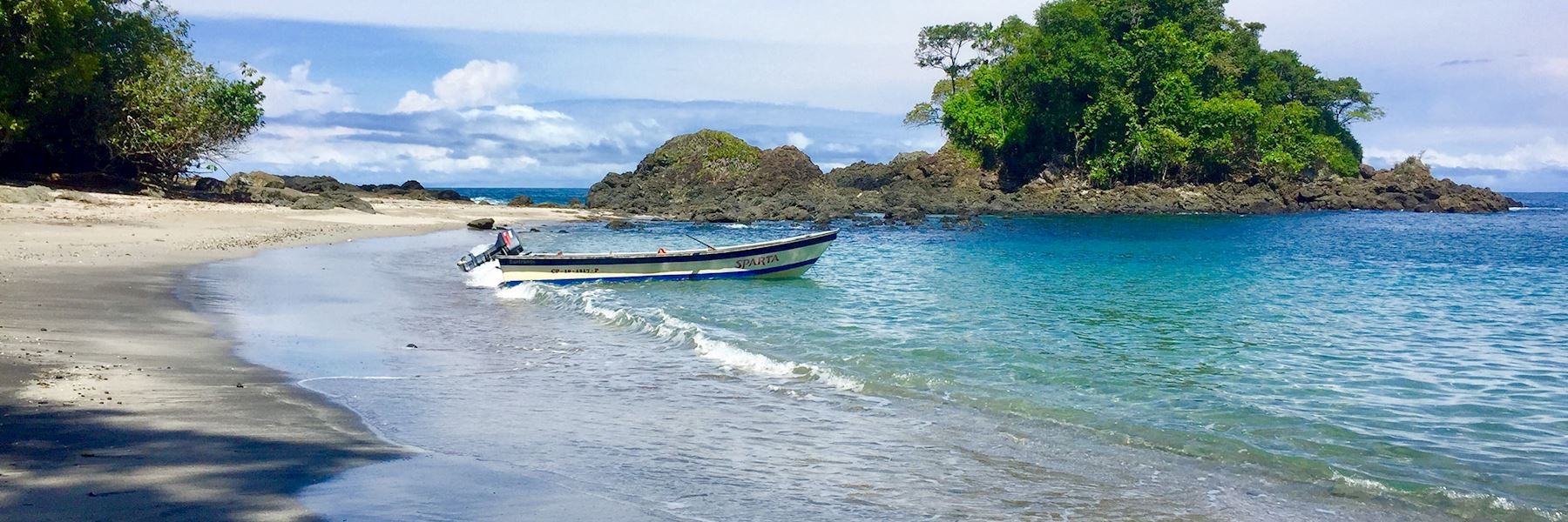 Visit the Pacific Coast, Colombia
