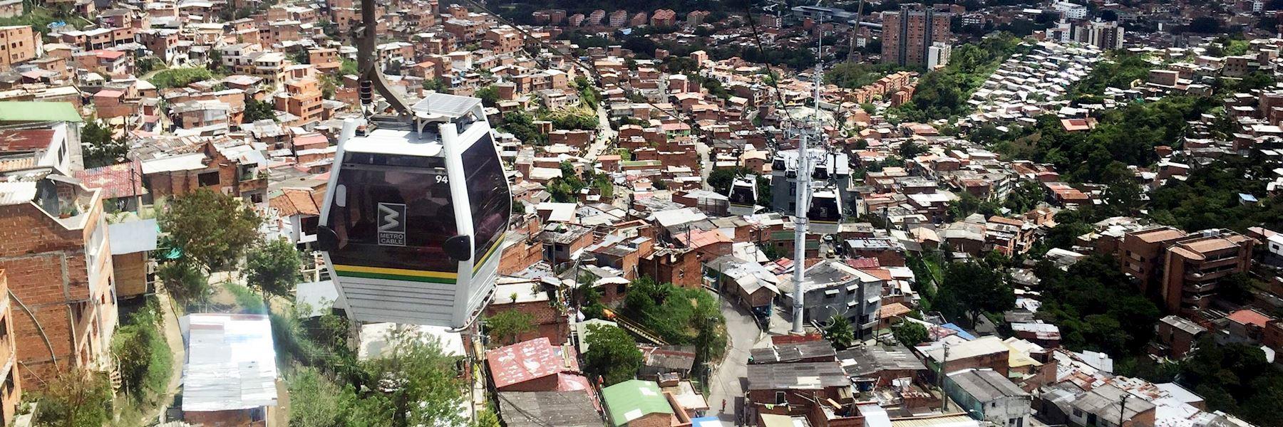 Visit Medellín, Colombia