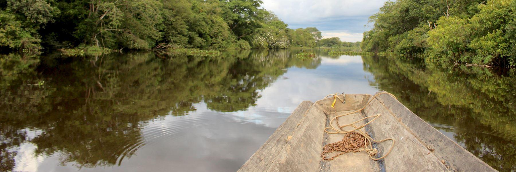 Visit Los Llanos, Colombia