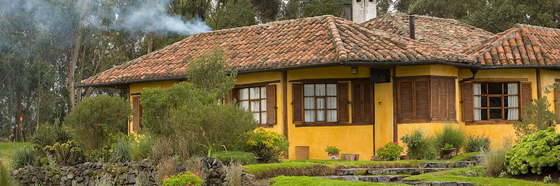 Accommodations in Ecuador