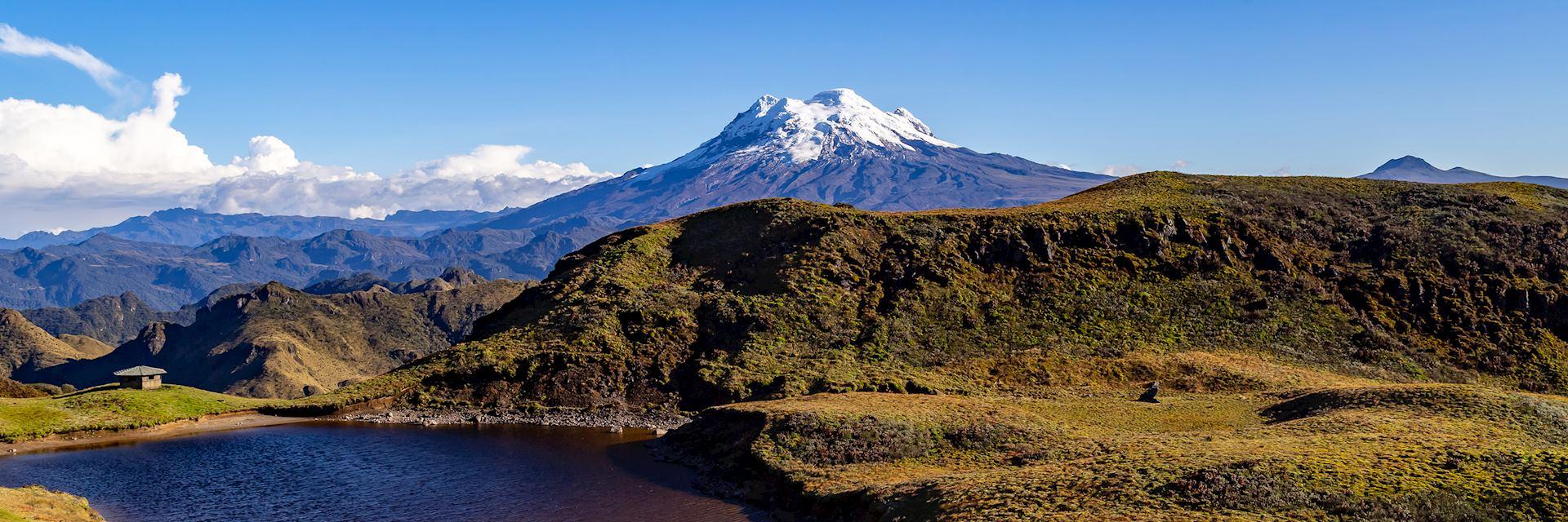 Antisana Volcano, Papallacta