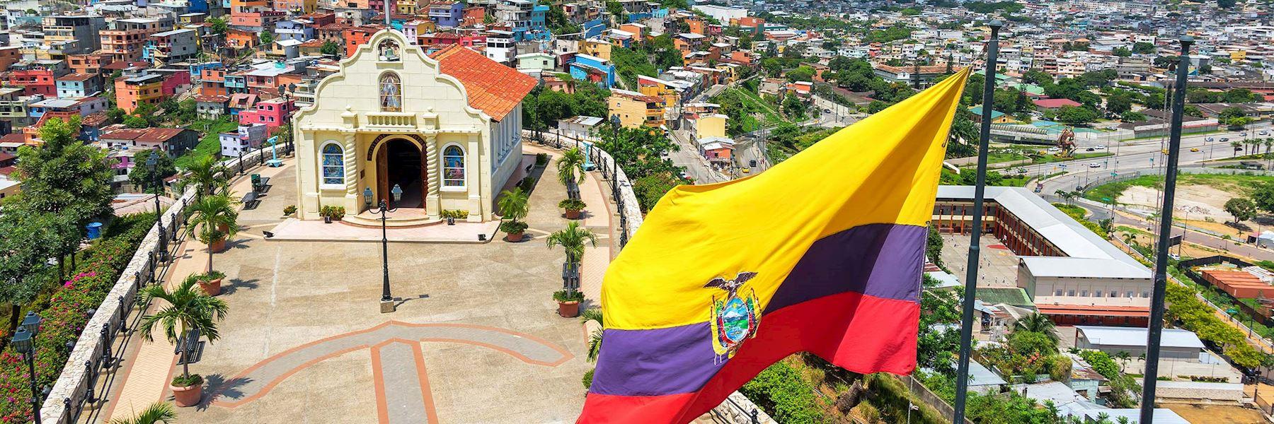 Visit Guayaquil, Ecuador