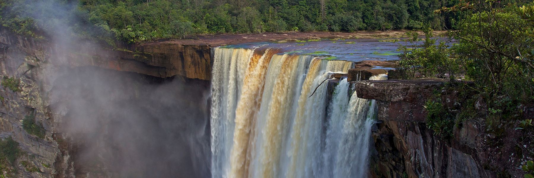 When is the best time to visit Guyana?