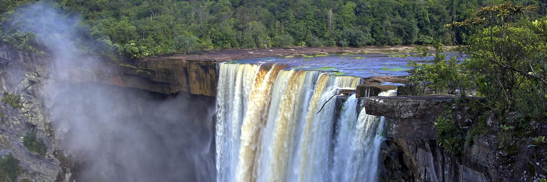 Places to visit in Guyana