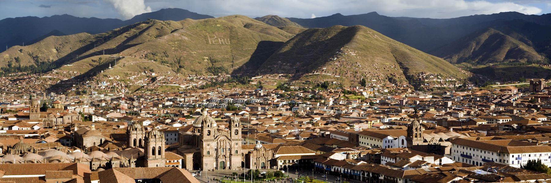 Visit Cuzco, Peru