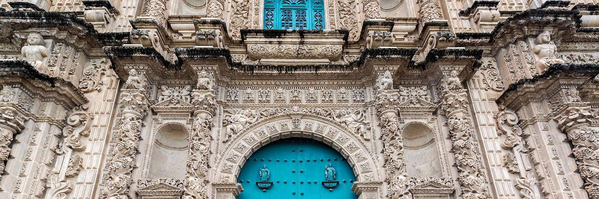 Cajamarca Cathedral