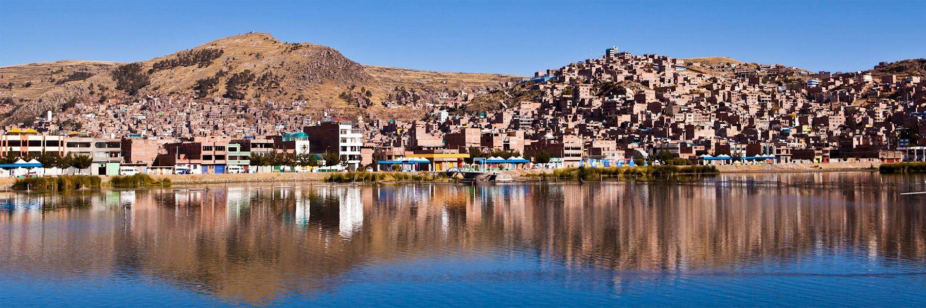 Visit Puno, Peru