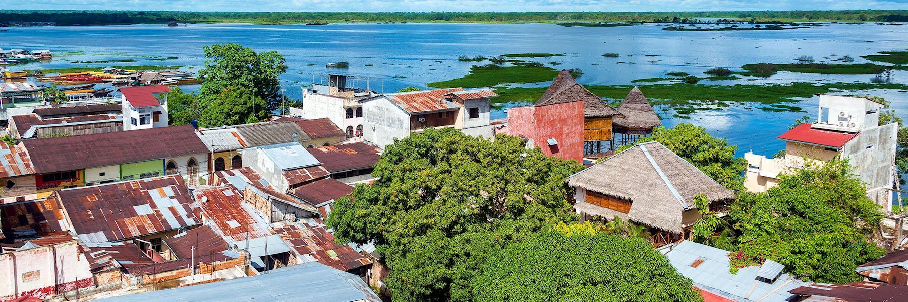Visit Iquitos, Peru