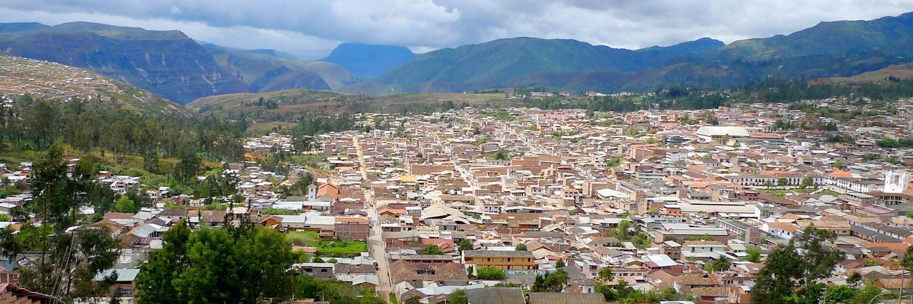 Visit Chachapoyas, Peru
