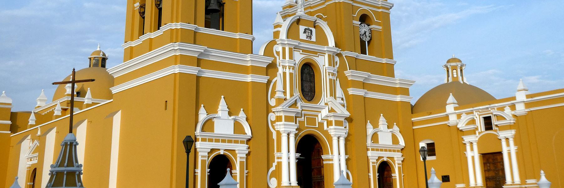 Visit Trujillo, Peru