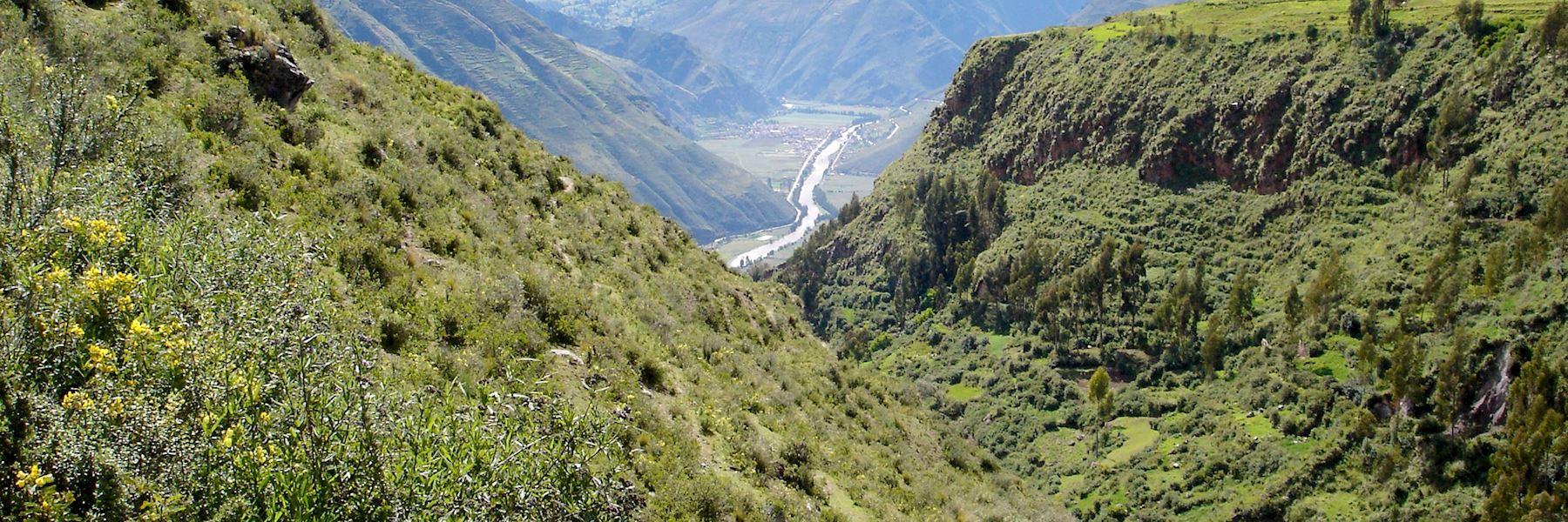 Visit Sacred Valley, Peru