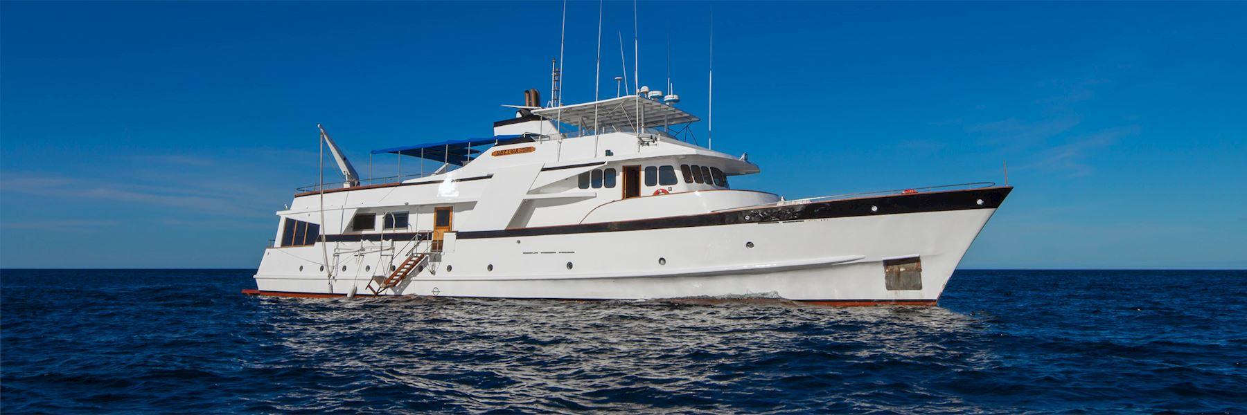 Cruise Ships in The Galapagos Islands: Beluga