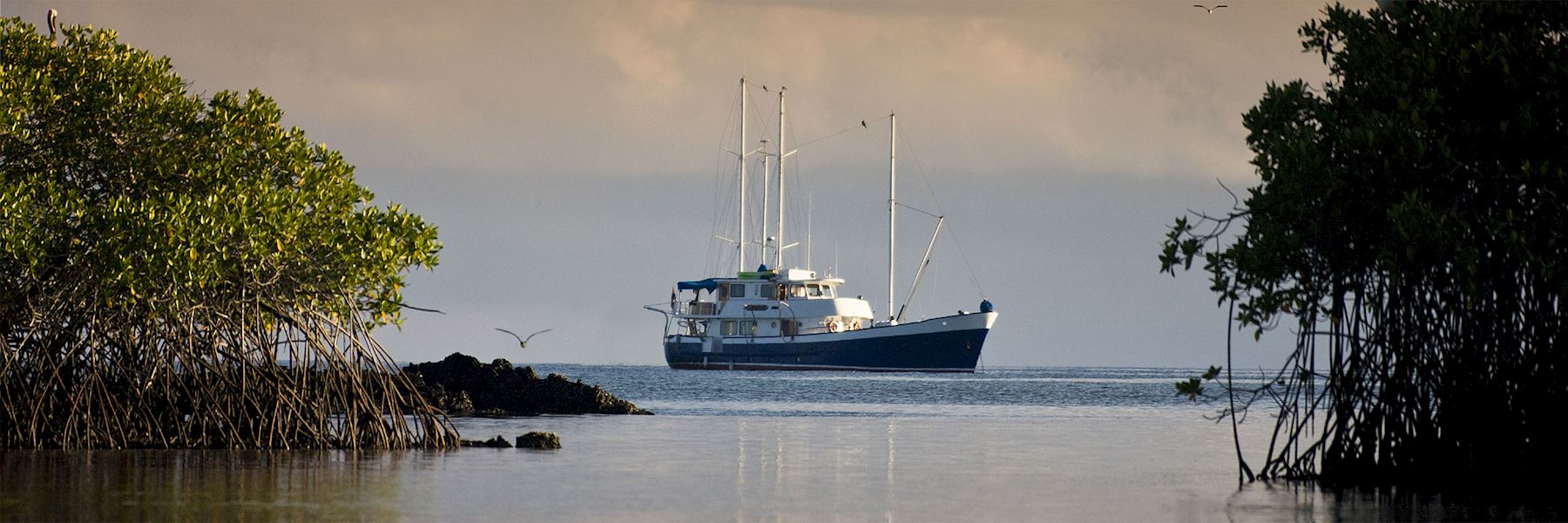 MY Samba Galapagos Cruises Audley Travel - Cruise ships to the galapagos islands