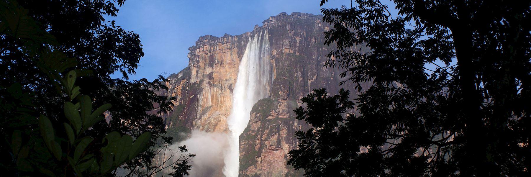 Visit Gran Sabana and Angel Falls, Venezuela