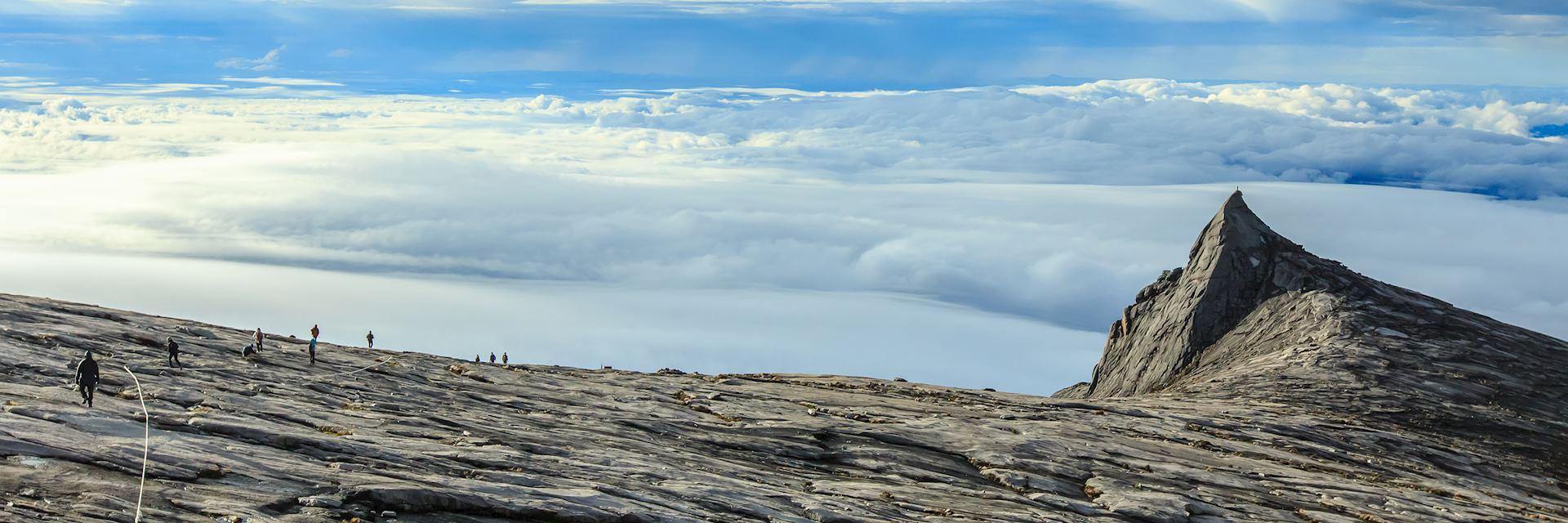 Climbing Mount Kinabalu, Borneo