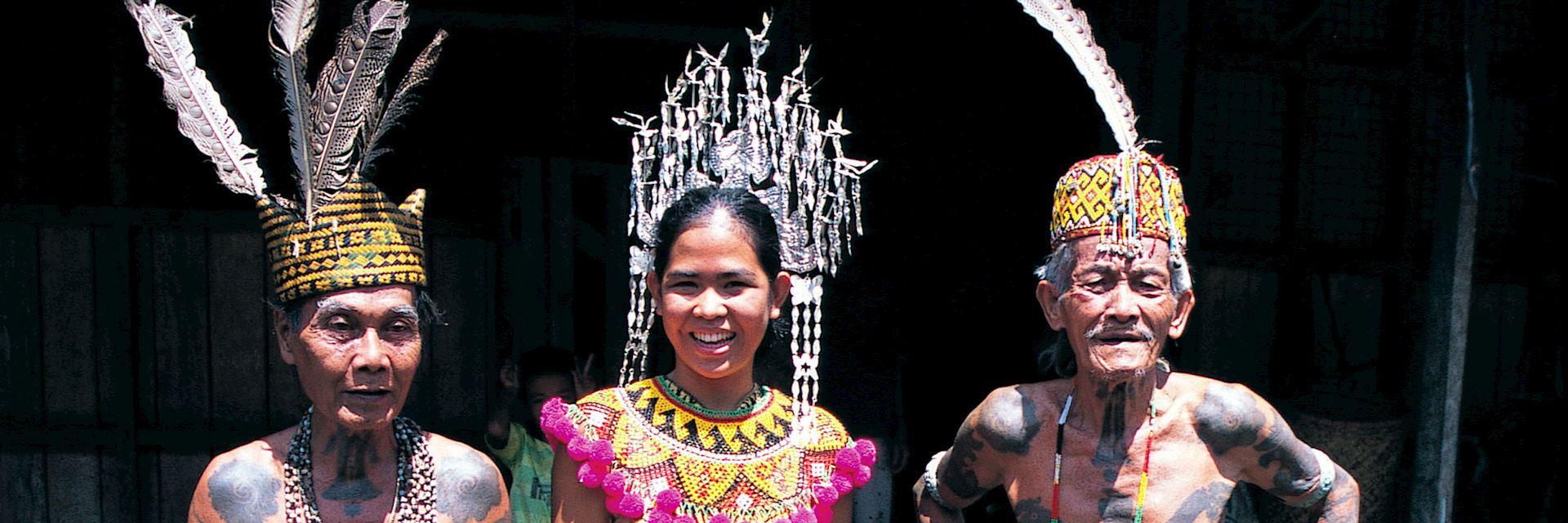 Iban tribe, Sarawak
