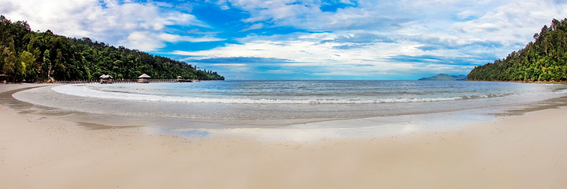 Bunga Raya Island Resort on Gaya Island