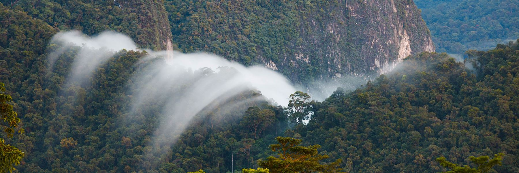 Visit Mulu National Park, Borneo