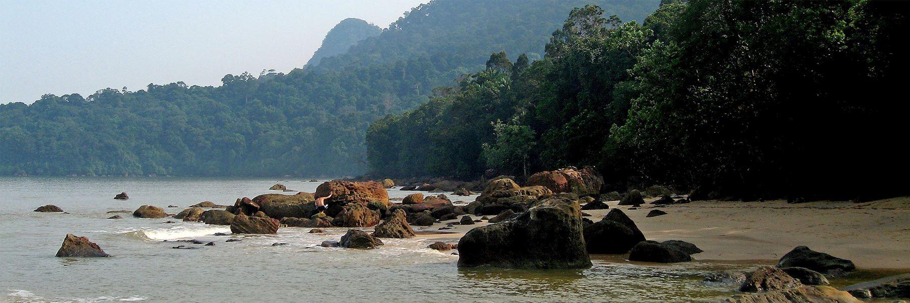 Visit Santubong, Borneo