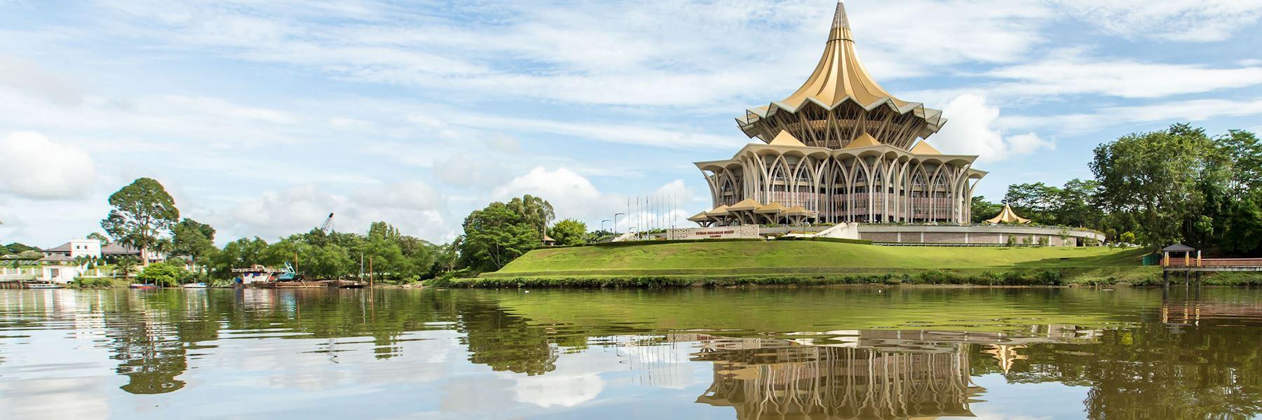 Visit Kuching, Borneo