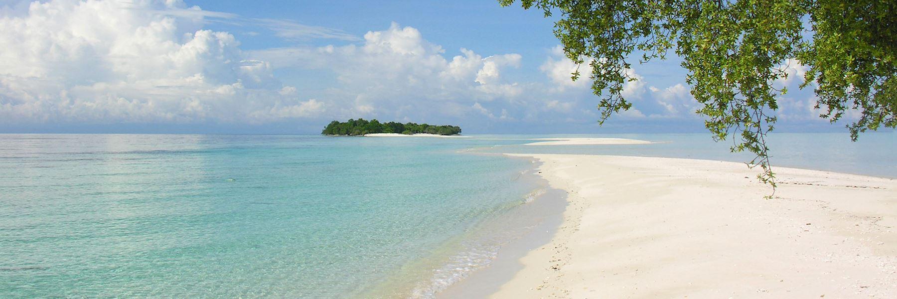 Visit Mataking Island, Borneo