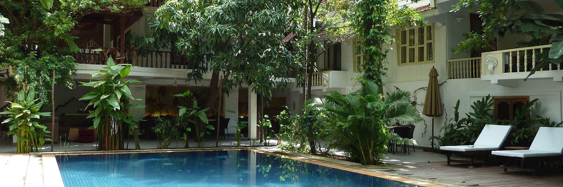 Villa Langka, Phnom Penh