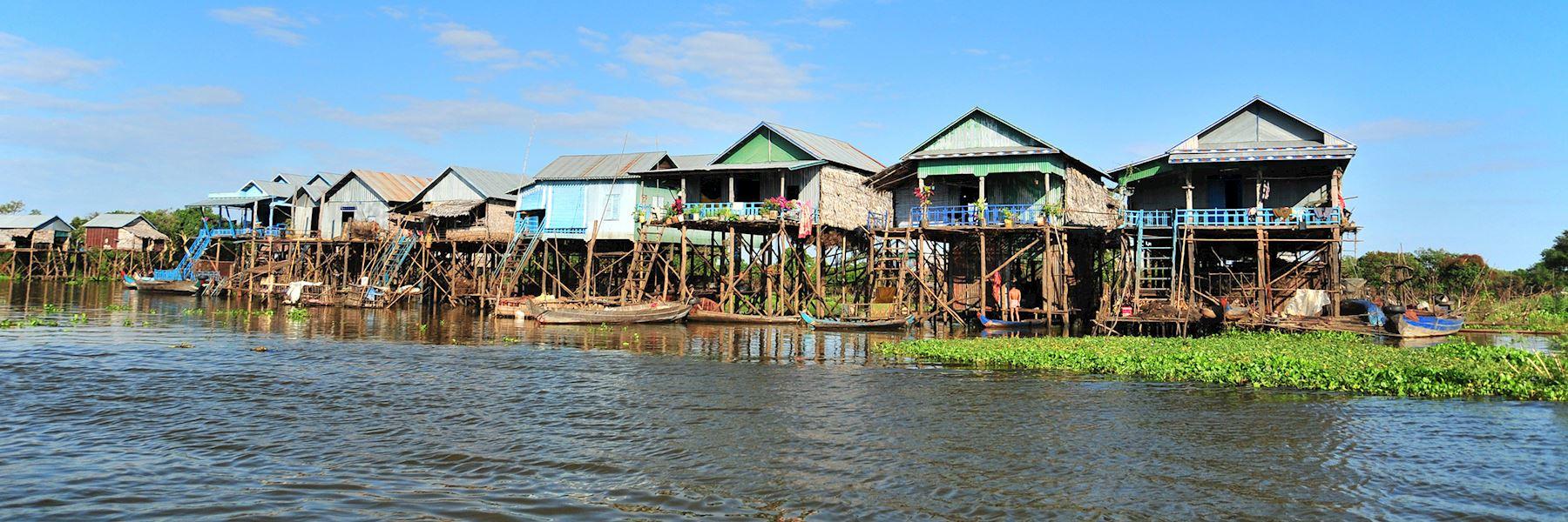 Cruises in Cambodia