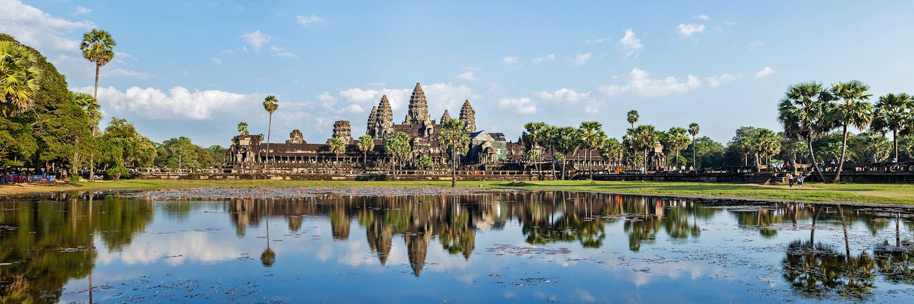 Visit Temples of Angkor, Cambodia