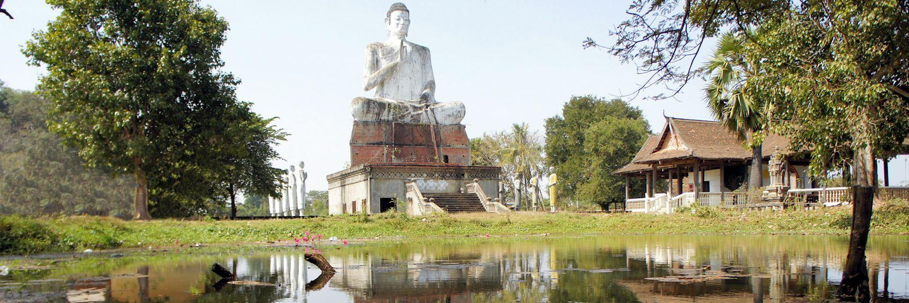 Visit Battambang, Cambodia