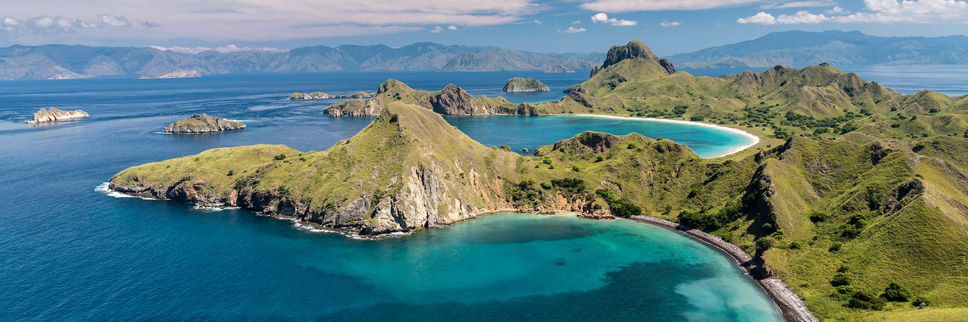 Komodo National Park, Flores Island, Indonesia