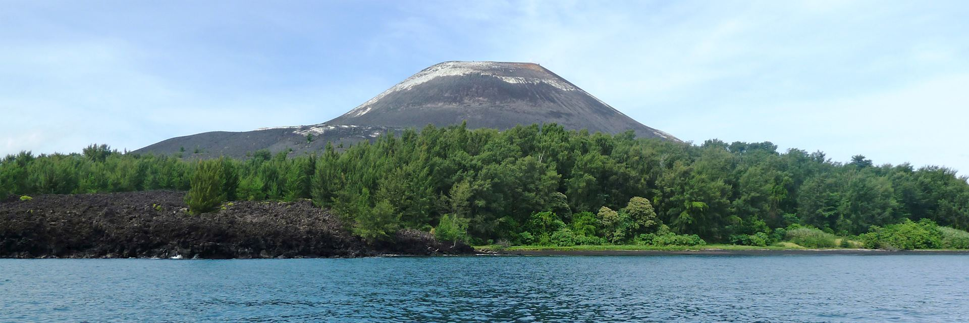 Mount Krakatau