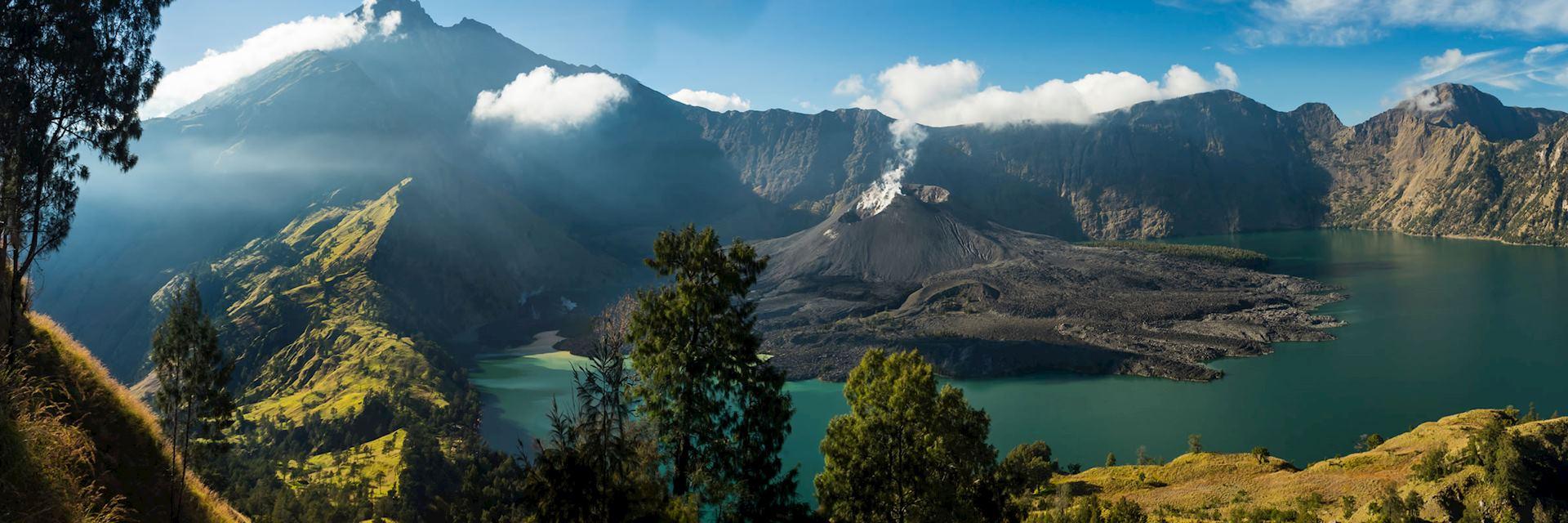 Rinjani Crater, Lombok