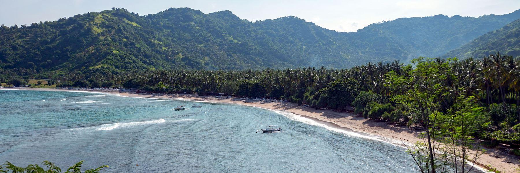 Visit Senggigi, Indonesia