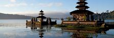 Pura Ulun Danu Bratan temple, Lake Bratan, Bali