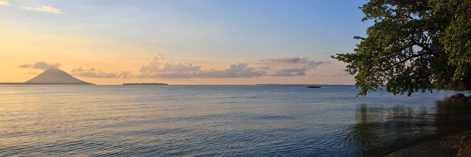 Visit Bunaken National Marine Park, Indonesia