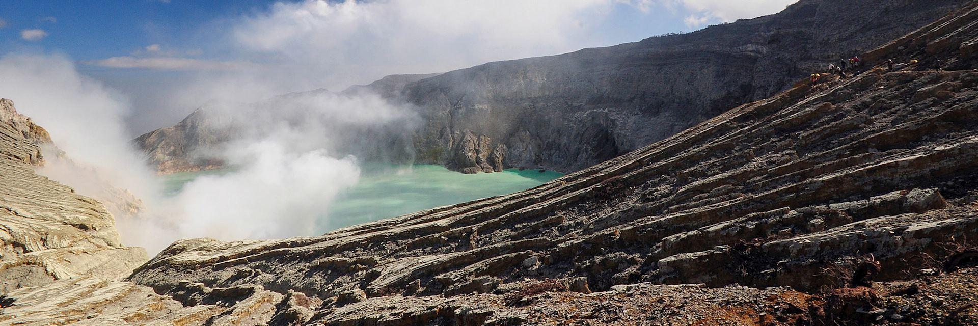 Ijen National Park