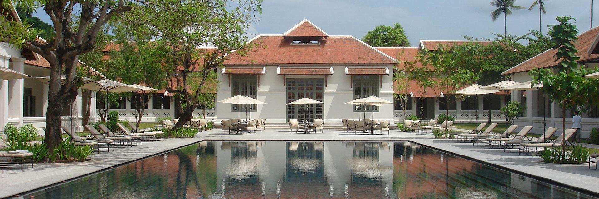 Amantaka hotel, Luang Prabang, Laos