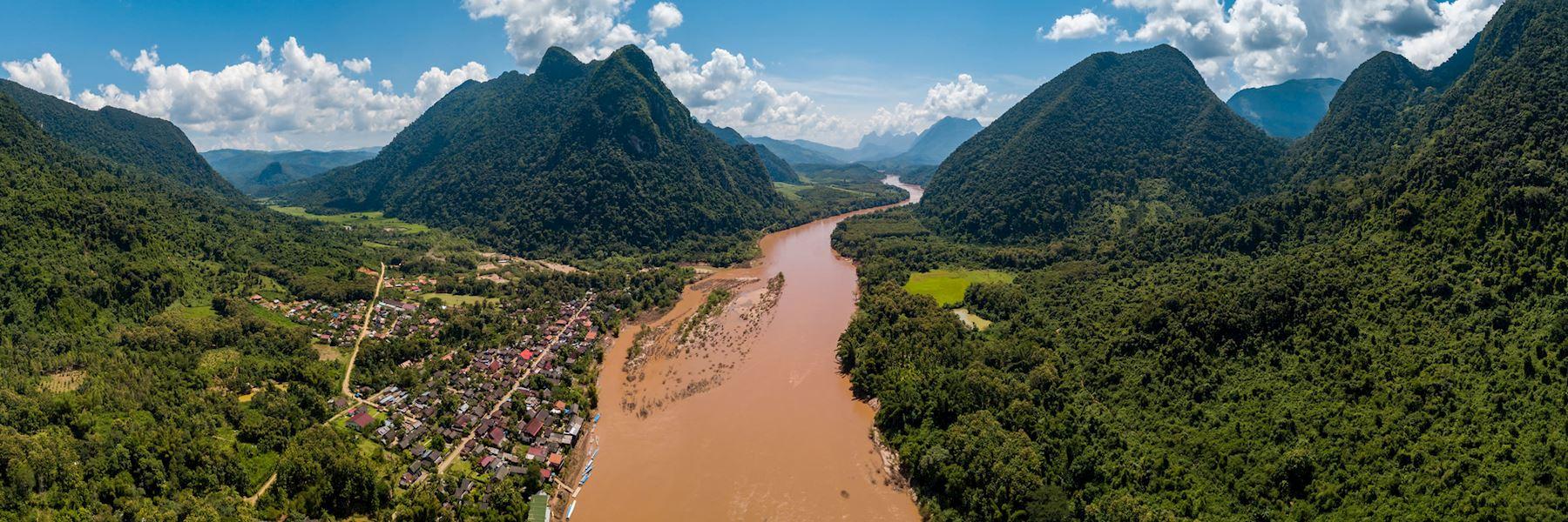 Visit Nong Khiaw, Laos