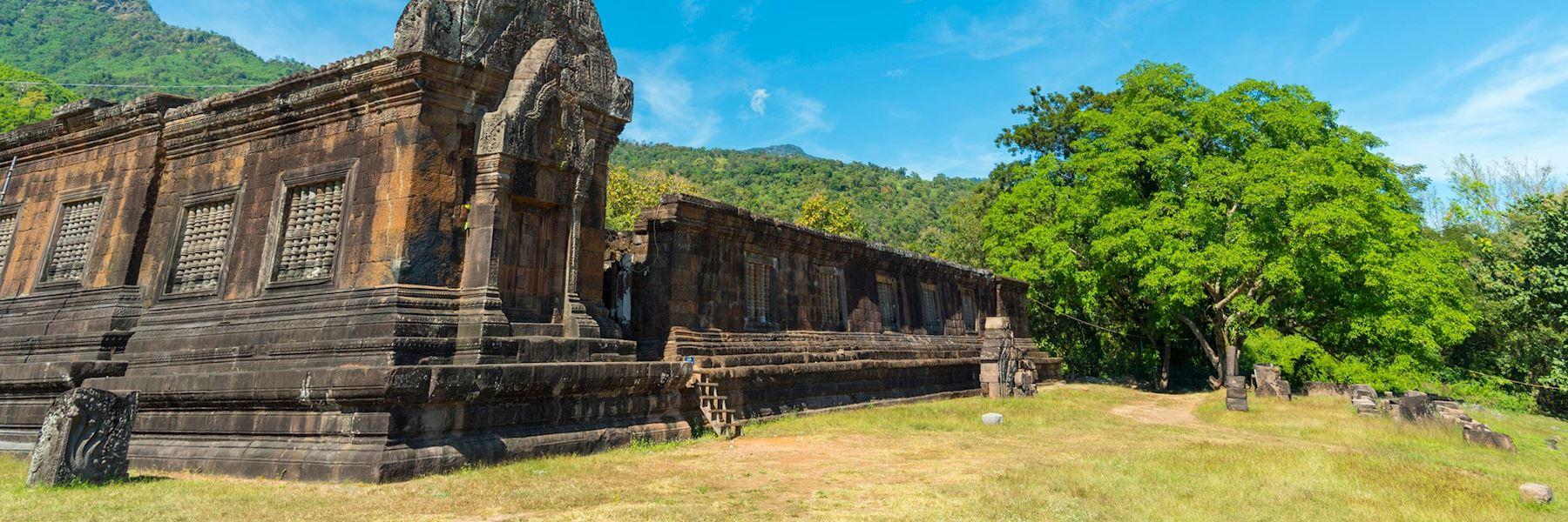 Visit Champasak, Laos